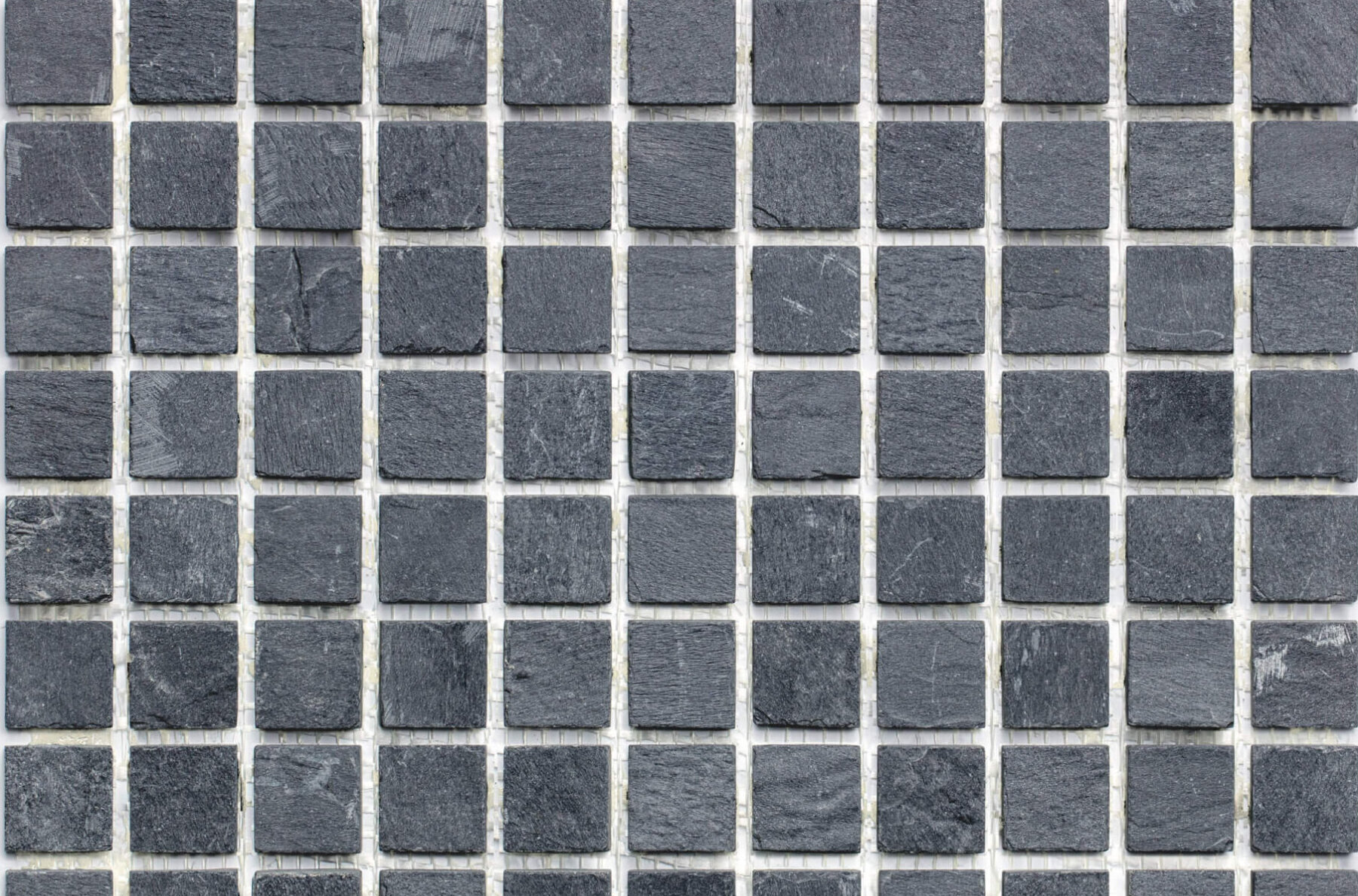 Dark Grey 300x300 mm Mosaic | Aitokivi