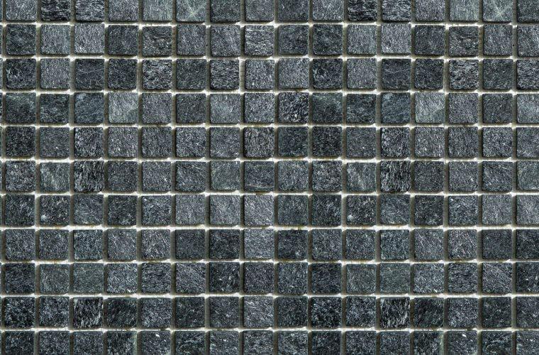 Black Qr Mosaic 300x300 mm Mosaik | Aitokivi