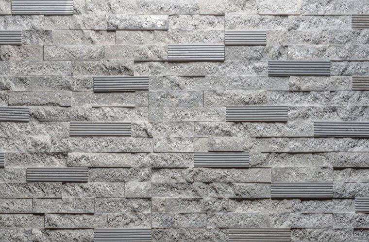 Greige LUX  150x600mm   Stone cladding panels | Aitokivi