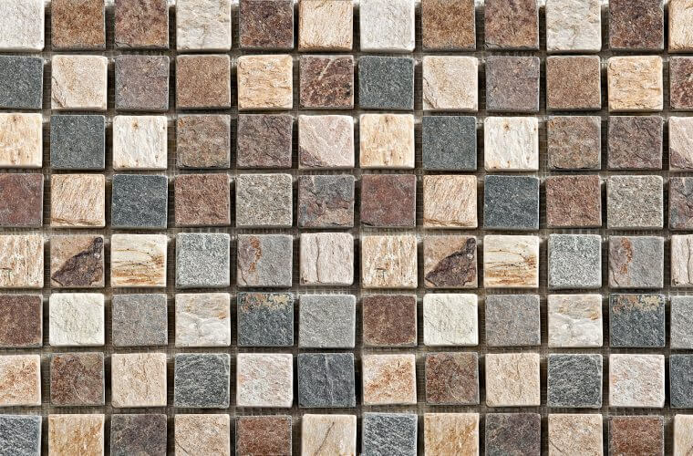 Mix Mosaic 300x300 mm мозаичной | Aitokivi