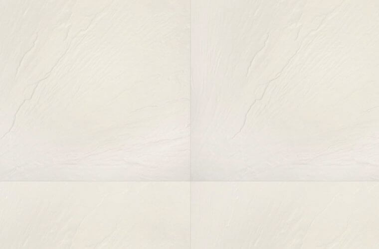 Natural White 600x600 mm Designplattor | Aitokivi