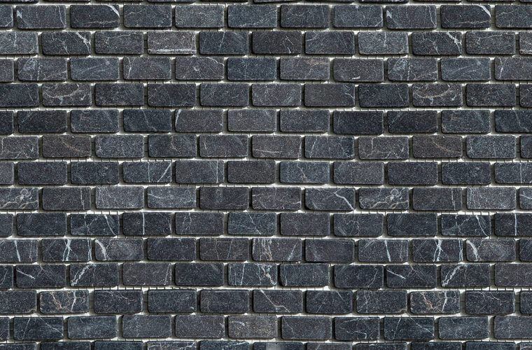 Shadow Brick 300x300 mm Mosaic | Aitokivi