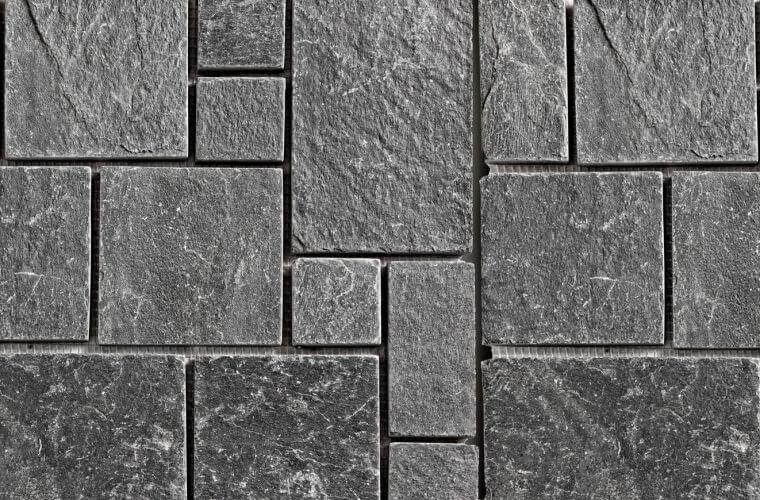 Unik dark 300x300 mm мозаичной | Aitokivi