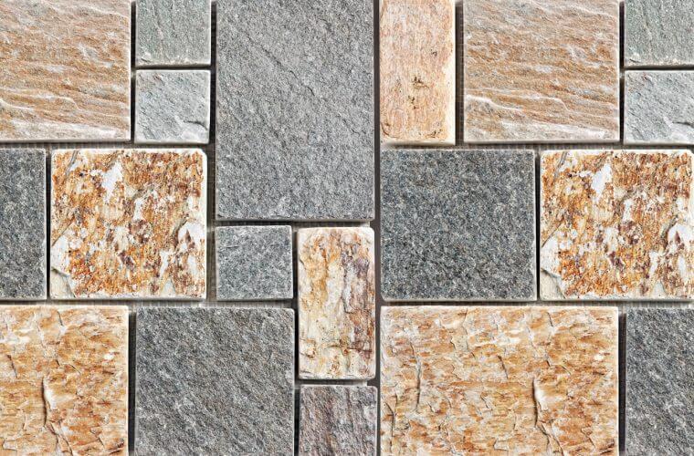 Unik Sand 300x300 mm Mosaik | Aitokivi