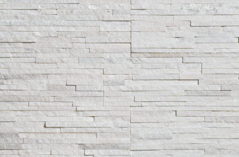 White Quartzite Water Wall